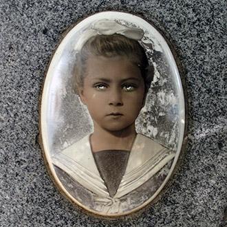 Старое кладбище Таганрога: бондарева ольга [...]