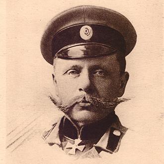 Установлено место захоронения генерала П.К. Ренненкампфа
